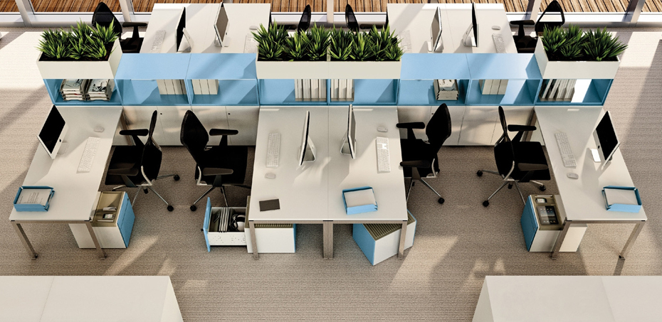 Cassettiere ufficio mia ped di dieffebi design takiro yuta for Cassettiere ufficio design