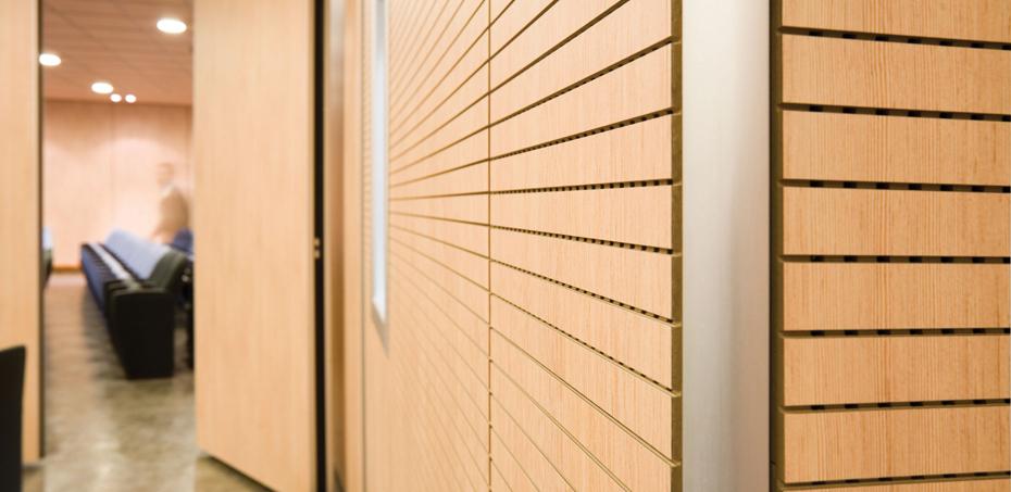Riduci il riverbero nei tuoi interni chiama paretidivisorieufficio - Pannelli fonoassorbenti decorativi ...